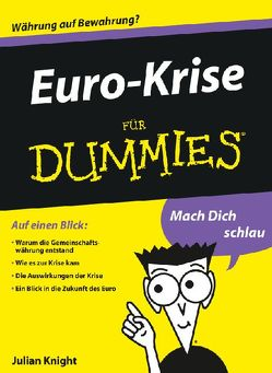 Euro-Krise für Dummies von Engel,  Reinhard, Knight