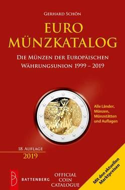 Euro Münzkatalog von Schön,  Gerhard