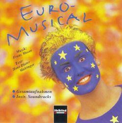 Euro-Musical. AudioCD von Mairinger,  Hans D, Moser,  Franz, Neumüller,  Maria