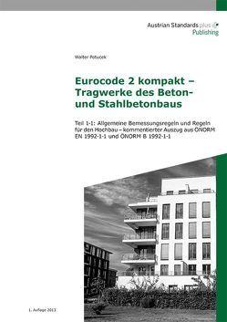 Eurocode 2 kompakt – Tragwerke des Beton- und Stahlbetonbaus von Potucek,  Walter