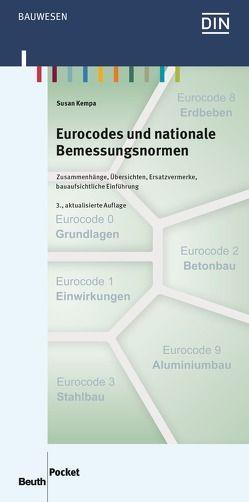 Eurocodes und nationale Bemessungsnormen von Kempa,  Susan