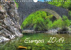 Europa 2019 (Wandkalender 2019 DIN A4 quer) von Lehr,  Andreas