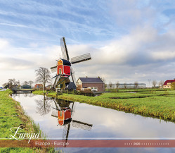 Europa 2020 – Europe – Bildkalender (33,5 x 29) – Landschaftskalender – Wandkalender von ALPHA EDITION