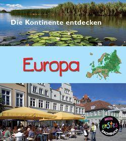 Europa von Oxlade,  Chris