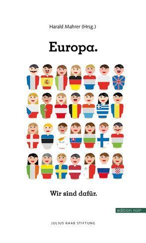 Europa von Harald,  Mahrer