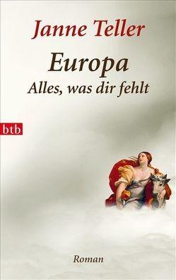 Europa – Alles, was dir fehlt von Hammer,  Hanne, Teller,  Janne