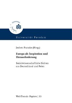 Europa als Inspiration und Herausforderung von Franzke,  Jochen