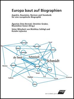 Europa baut auf Biographien von Bernád,  Ágoston Zénó, Gruber,  Christine, Kaiser,  Maximilian