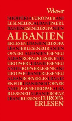 Europa Erlesen Albanien von Zucchelli,  Christine