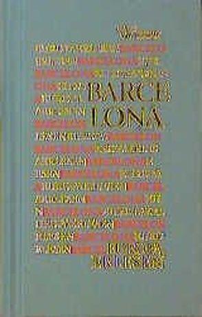 Europa Erlesen Barcelona von Genzmer,  Herbert