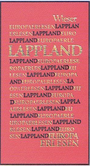 Europa Erlesen Lappland von Schneider,  Lothar