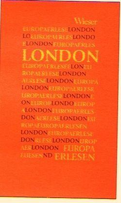 Europa Erlesen London von Baker,  Frederick