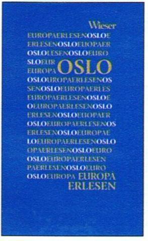 Europa Erlesen Oslo von Schneider,  Lothar