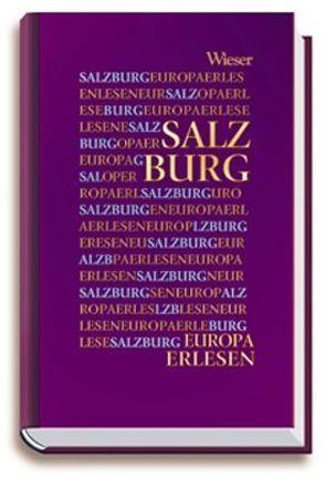 Europa Erlesen Salzburg von Baker,  Frederik