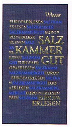 Europa Erlesen Salzkammergut von Czernin,  Hubertus