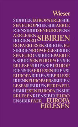 Europa Erlesen Sibirien von Zabarah,  Dareg A.