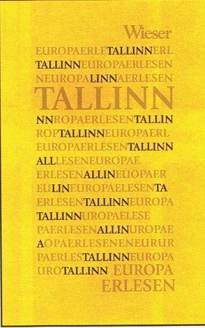 Europa Erlesen Tallinn von Schmidt,  Sabine