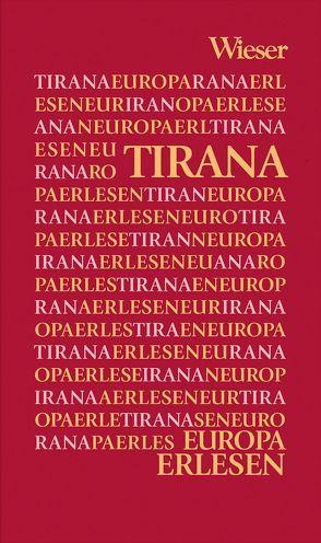 Europa Erlesen Tirana von Zucchelli,  Christine