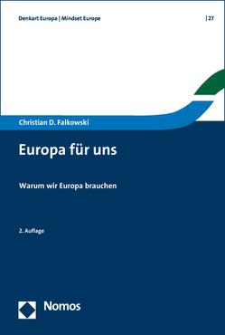 Europa für uns von Falkowski,  Christian D.