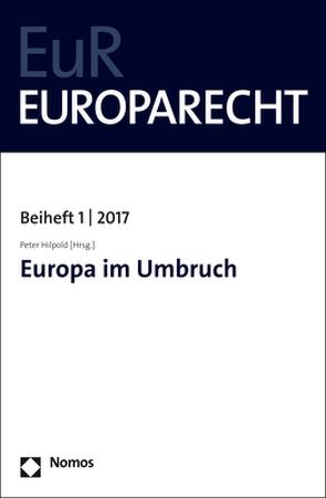 Europa im Umbruch von Hilpold,  Peter
