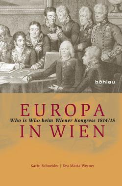 Europa in Wien von Schneider,  Karin, Werner,  Eva Maria
