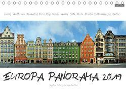 Europa Panorama 2019 (Tischkalender 2019 DIN A5 quer) von Rom,  Jörg