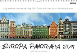 Europa Panorama 2019 (Wandkalender 2019 DIN A3 quer) von Rom,  Jörg