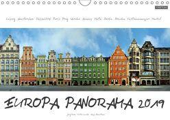 Europa Panorama 2019 (Wandkalender 2019 DIN A4 quer) von Rom,  Jörg