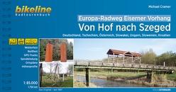 Europa-Radweg Eiserner Vorhang von Cramer,  Michael, Esterbauer Verlag