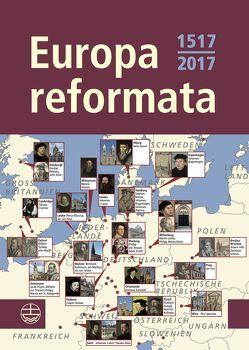 Europa reformata von Beintker,  Michael, de Lange,  Albert, Welker,  Michael