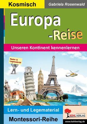 Europa-Reise von Rosenwald,  Gabriela