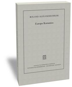 Europa Romanica von Ißler,  Roland Alexander