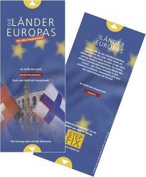 Europa-Schablonen, 10er VPE