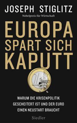 Europa spart sich kaputt von Stiglitz,  Joseph