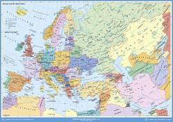 Europa und der Nahe Osten politisch von Stiefel,  Heinrich