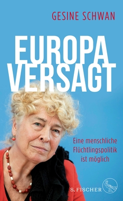 Europa versagt von Schwan,  Gesine, Zobel,  Malisa