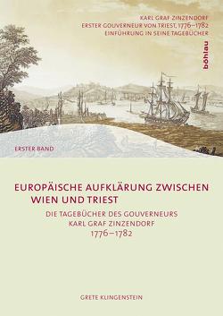 Europäische Aufklärung zwischen Wien und Triest von Faber,  Eva, Trampus,  Antonio, Walter-Klingenstein,  Grete