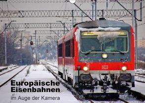 Europäische Eisenbahnen im Auge der Kamera (Wandkalender 2018 DIN A3 quer) von Roletschek,  Ralf