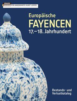 Europäische Fayencen 17.–18. Jahrhundert von Rudi,  Thomas