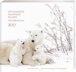 Europäischer Naturfotograf des Jahres und Fritz Pölking Preis 2017 von Gesellschaft Deutscher Tierfotografen e.V.