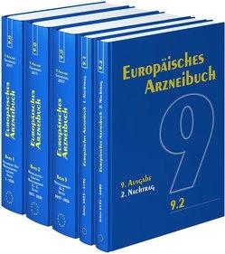 Europäisches Arzneibuch 9.0 – 9.2