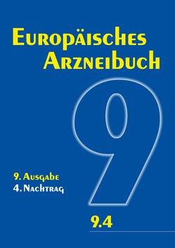 Europäisches Arzneibuch 9. Ausgabe, 4. Nachtrag
