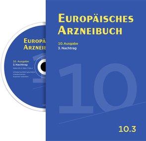 Europäisches Arzneibuch Digital, 10. Ausgabe, 3. Nachtrag