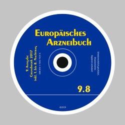 Europäisches Arzneibuch Digital, 9. Ausgabe, 8. Nachtrag