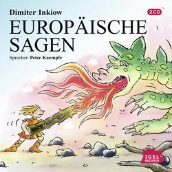 Europäische Sagen von Inkiow,  Dimiter, Kaempfe,  Peter