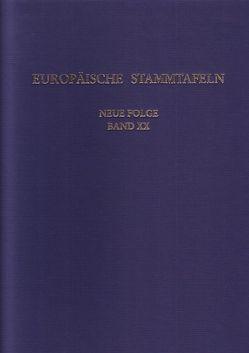 Europäische Stammtafeln. Neue Folge / Europäische Stammtafeln. Neue Folge von Schwennicke,  Detlev