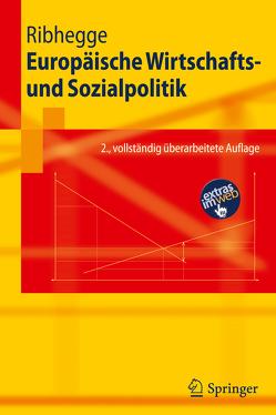 Europäische Wirtschafts- und Sozialpolitik von Ribhegge,  Hermann