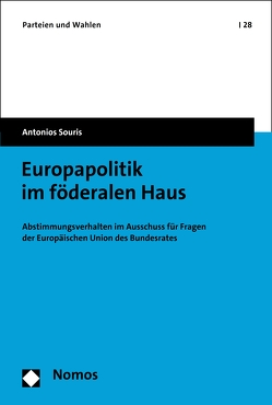 Europapolitik im föderalen Haus von Souris,  Antonios