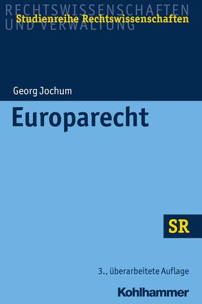 Europarecht von Boecken,  Winfried, Jochum,  Georg, Korioth,  Stefan