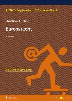 Europarecht von Eichholz,  Christiane